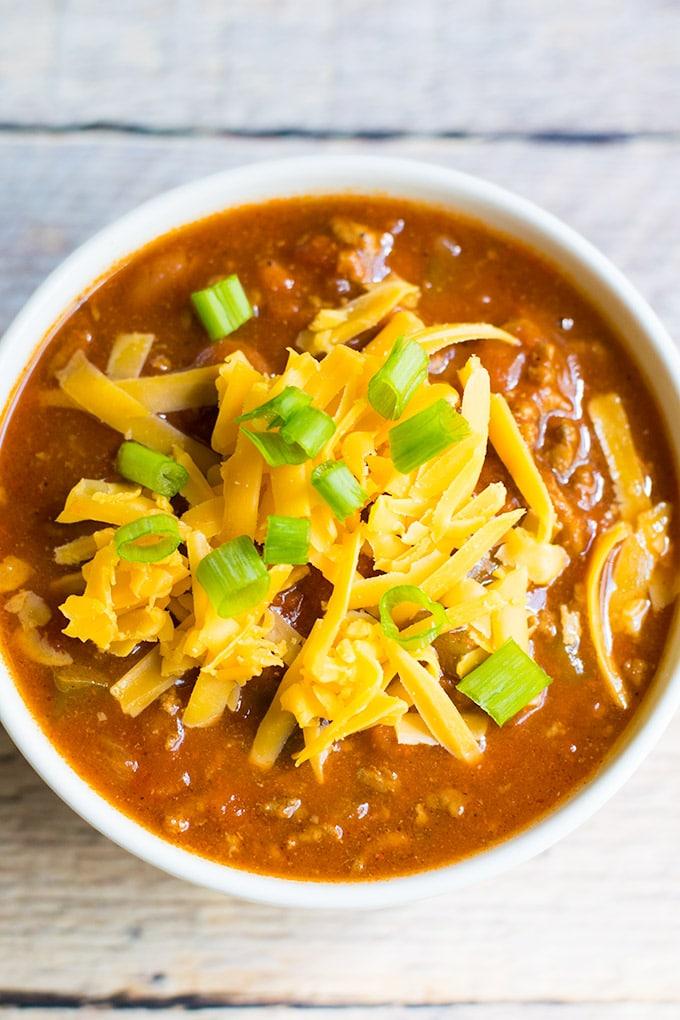 the best chili recipe ever #chili #chilirecipe