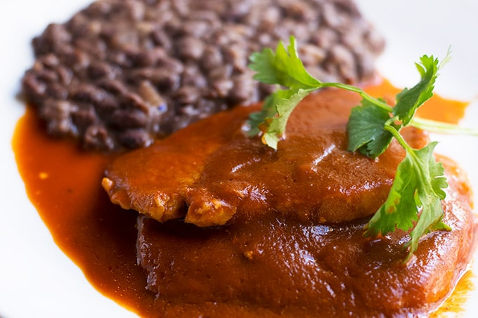 mexican pork chops with tomato sauce Pork Chops with a Smoky Tomato Sauce