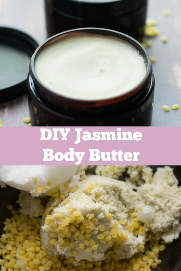 Making your own body butter is so easy! It's also inexpensive and is so much better for you than store bought ones. #DIY #doityourself #bodybutter #beauty #essentialoils