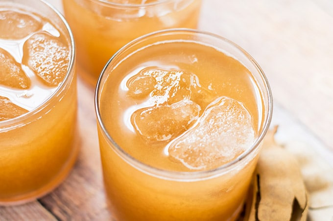 agua de tamarindo is an agua fresca that is popular in Mexico. It is made from the tamarind fruit.