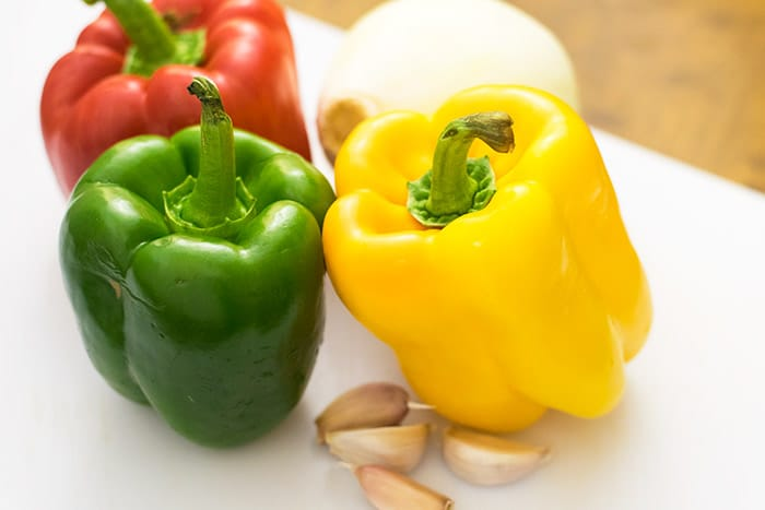 bell peppers for cuban recipe ropa vieja