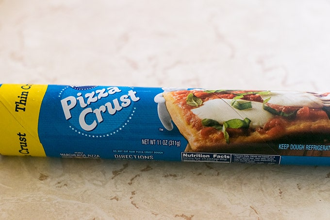 canned pizza crust