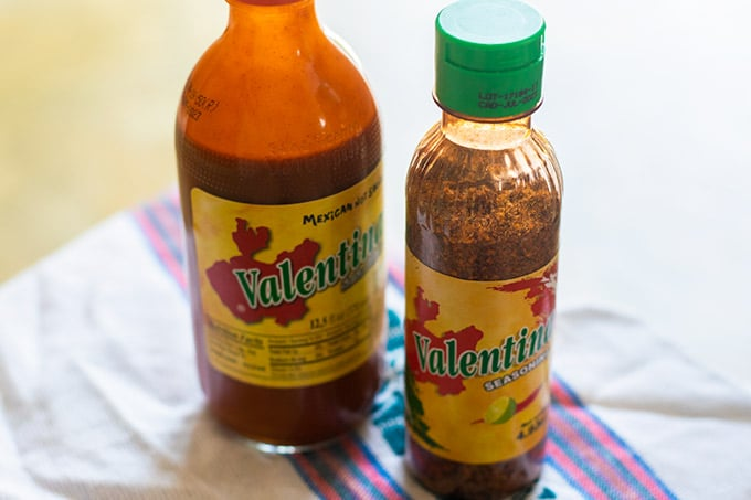 valentina salsa and chile