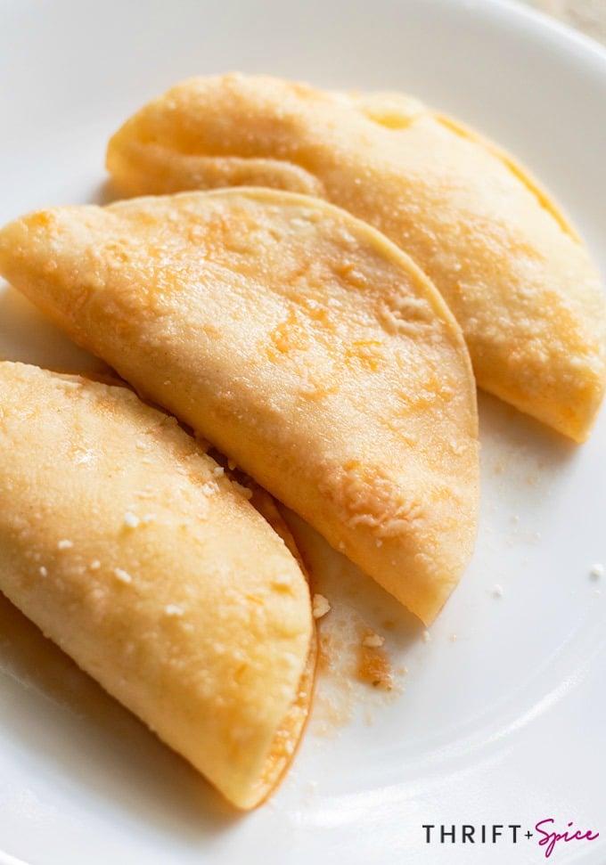 three entomatadas