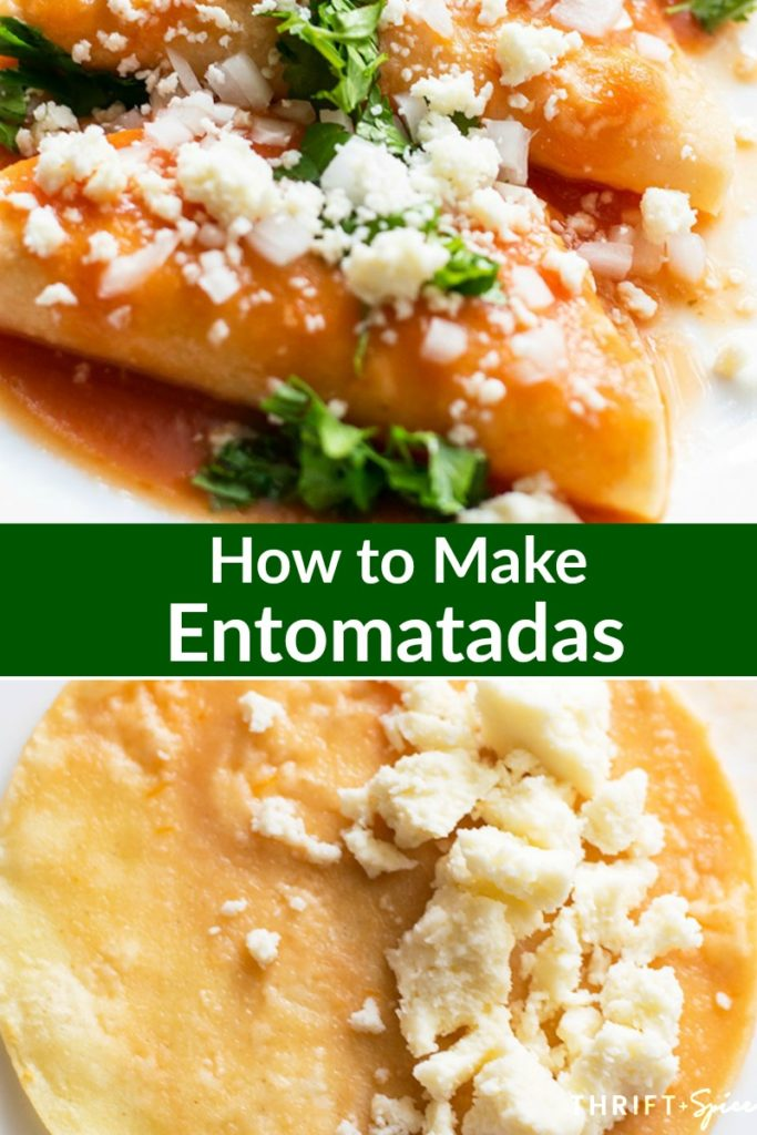 how to make entomatadas