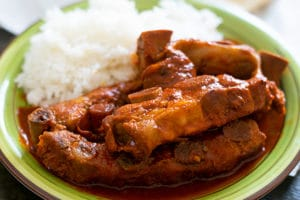 Pork Ribs Recipe (Costillas de Puerco)