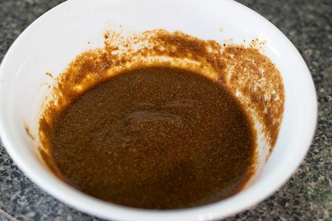 worcestershire sauce and seasonings