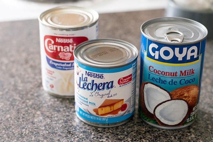 milks for horchata de coco